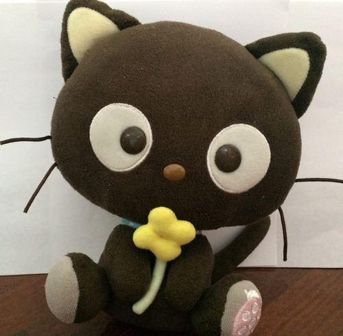 peluche chococat de hello kitty!