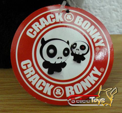 peluche de bonky (crack & bonky)