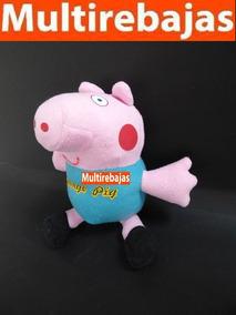 Serie De Peppa Pig La Peluche 24cm PigGeorge 3TK1lJcF