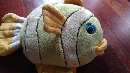 peluche de pez