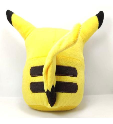 peluche de pikachu juguete pokemon mide 23cm anime