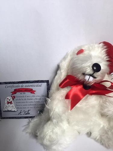 peluche de terror artesanal ''conejo victoriano''