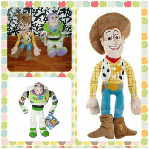 peluche de toy story nuevo bs en mercado libre. Black Bedroom Furniture Sets. Home Design Ideas