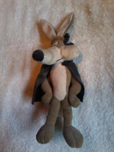 peluche del coyote
