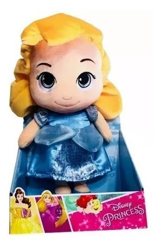 peluche disney princesa cenicienta vavi toys