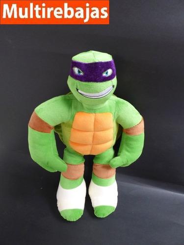 peluche donatello 50cm, de la serie tortuga ninja