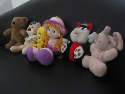 peluche economico piolin oso muñeca elefante juguete niño