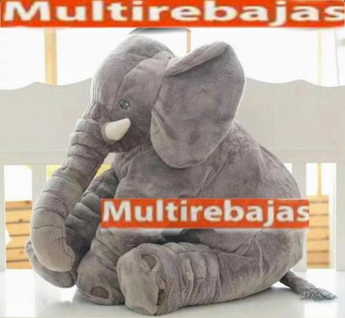 peluche elefante almohada para bebe 100cm