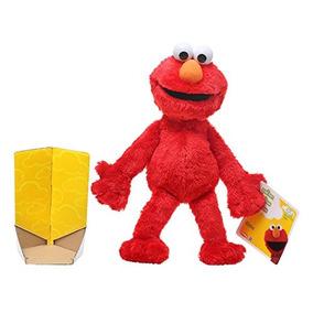 Peluche Elmo - Playskool Sesame Street Elmo Jumbo Plush