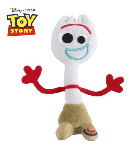 peluche forky toy story 4 disney pixar store original