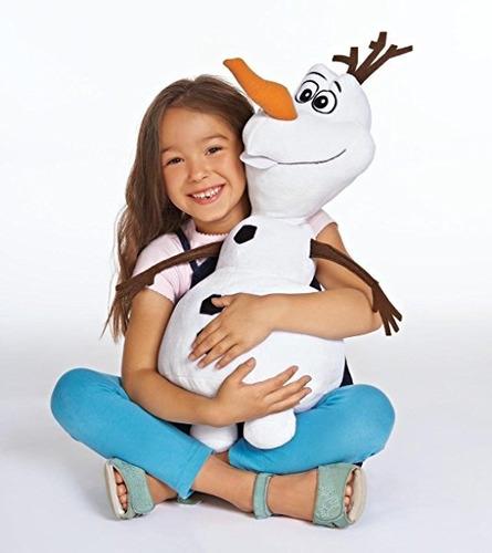 peluche frozen olaf 50cm aprox jugueteria bunny toys