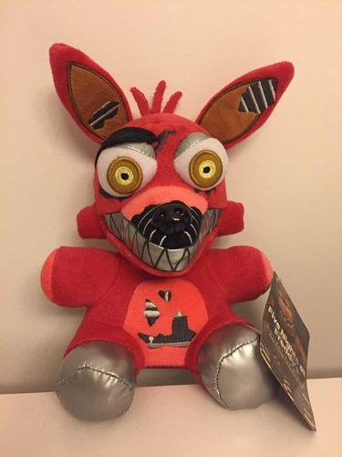 peluche funko five night at freddys nightmare foxy (original