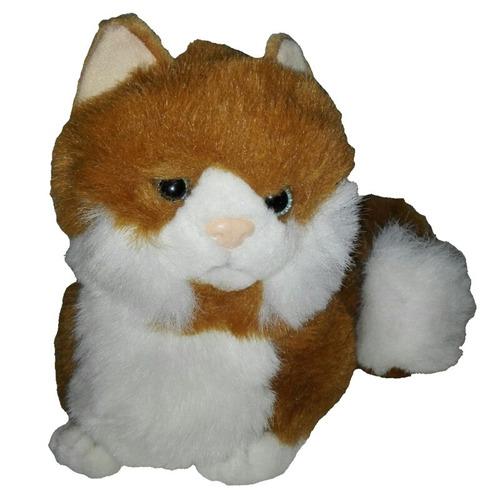 peluche gato 35cm wallmart origin regalo navidad amor cumple