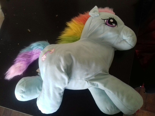 peluche gigante de my little pony