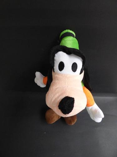 peluche goofy, de la serie mickey y sus amigos 50cm
