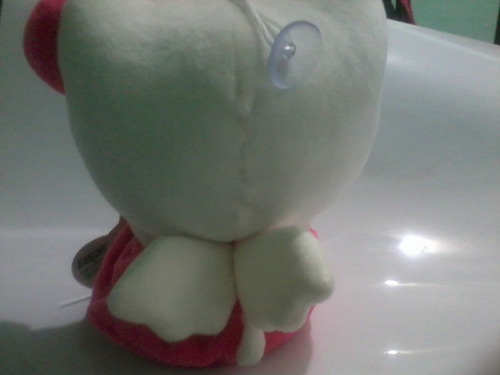 peluche hello kitty rosa angel original sanrio