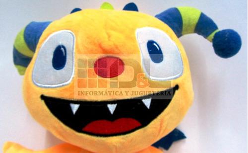 peluche henry monstruito disney grande (35cm) hugglemonster