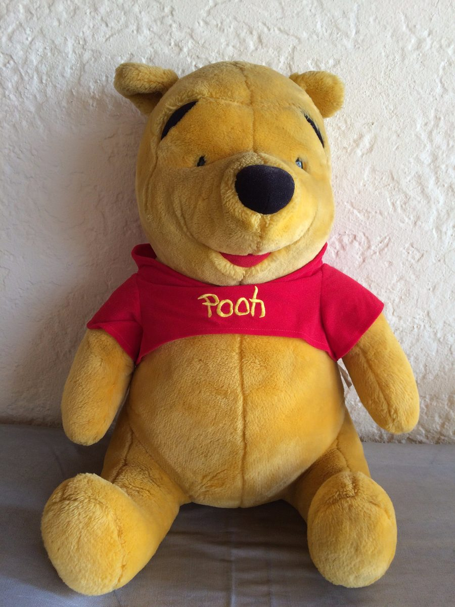 Peluche Juguete Amor Regalo Niño Niña Bebe Winnie Pooh Bs 50000