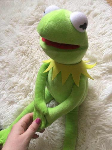 Peluche Kermit Rana Rene Ty Beanie Baby 40 Cm -   349.00 en Mercado ... 26626af0703
