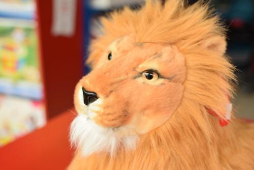 peluche leon 68cm (1084)