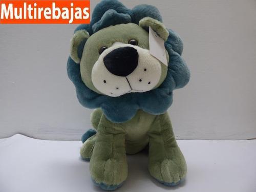 peluche leon bebe