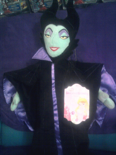 peluche malefica walt disney star wars pokemon anime