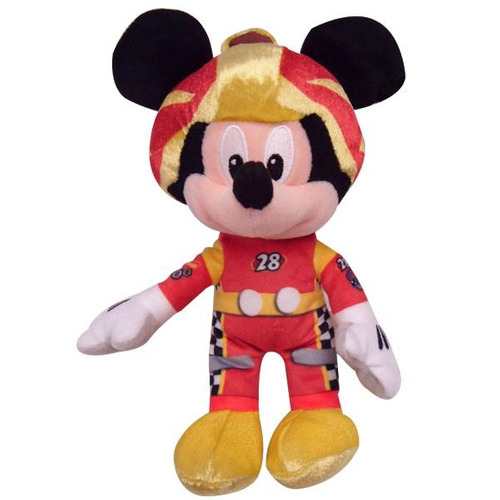 peluche mickey mouse and the roadster racers