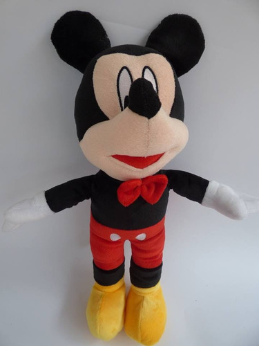 peluche mickey mouse mediano 45cm