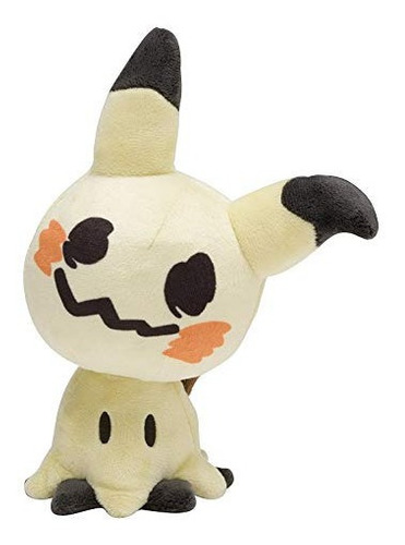 peluche mimikyu pokemon doll pokemon center
