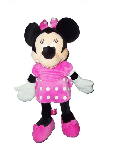 peluche minnie 23cm original disney