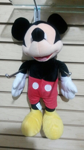 peluche minnie mouse mickey mouse disney
