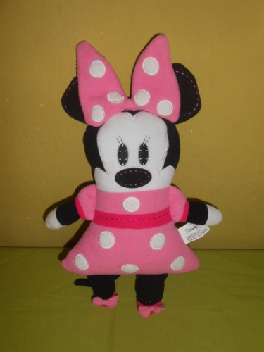 peluche minnie mouse original disney 35 cms mimi