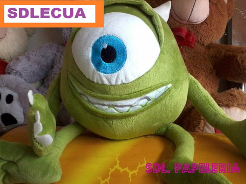 peluche / monster inter inc
