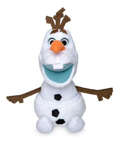 peluche muñeco olaf frozen original disney camina y habla