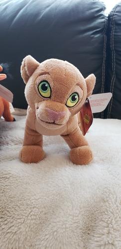 peluche nala de el rey león original disney 20 cm