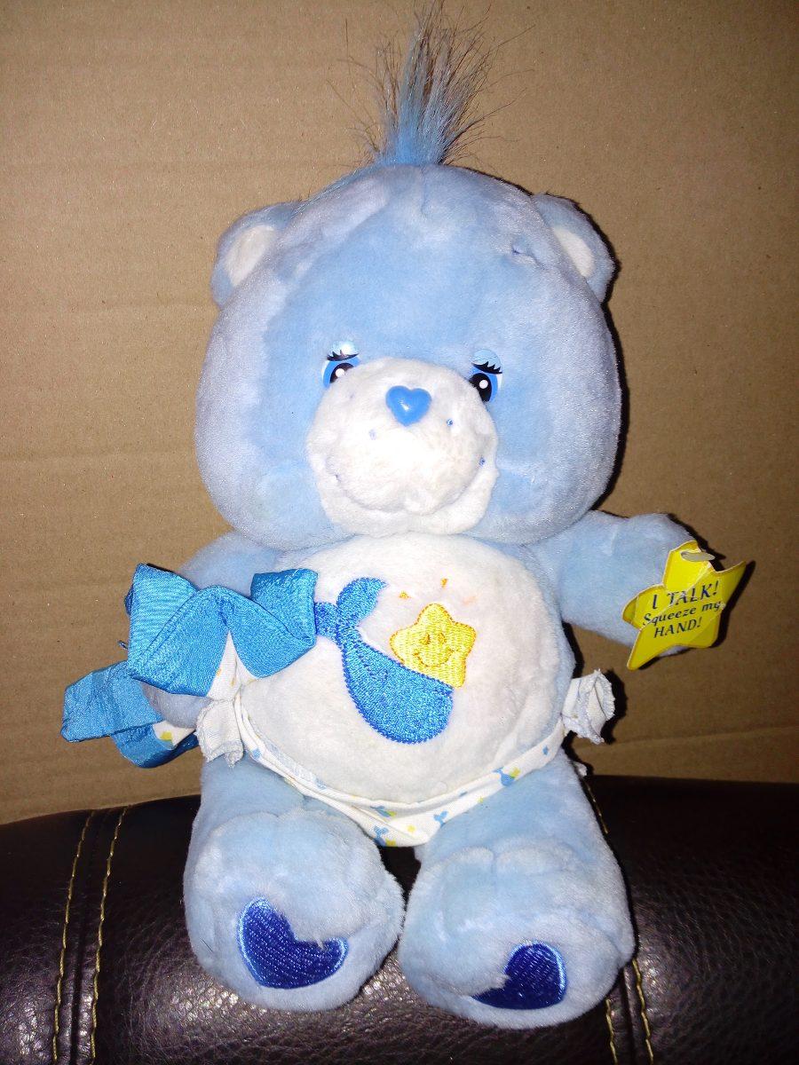 Peluche osito cari osito azul care bears estrella en mercado libre - El osito azul ...