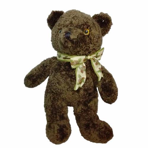 peluche oso marron gigante 65 cm navidad regalo amor cumple