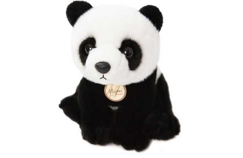 peluche oso panda bebé aldebaran miyoni aurora importado