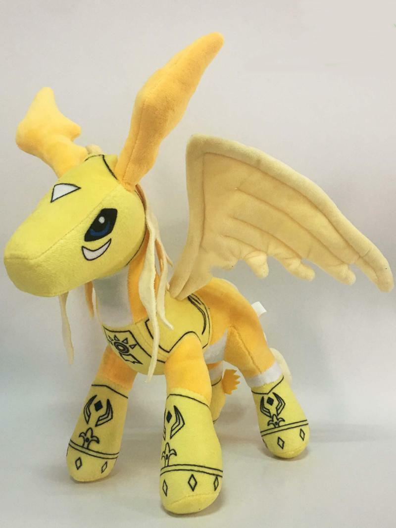 Peluche Pegasusmon Digimon 30 Cm