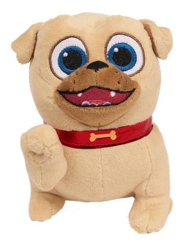 peluche perrito puppy dog pals 15cm disney junior babymovil