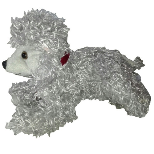 peluche perro poodle 25 cm americano regalo navidad amor lov