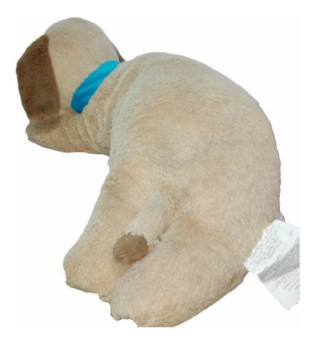 peluche perro sleeping edredon campamento niño navida regalo