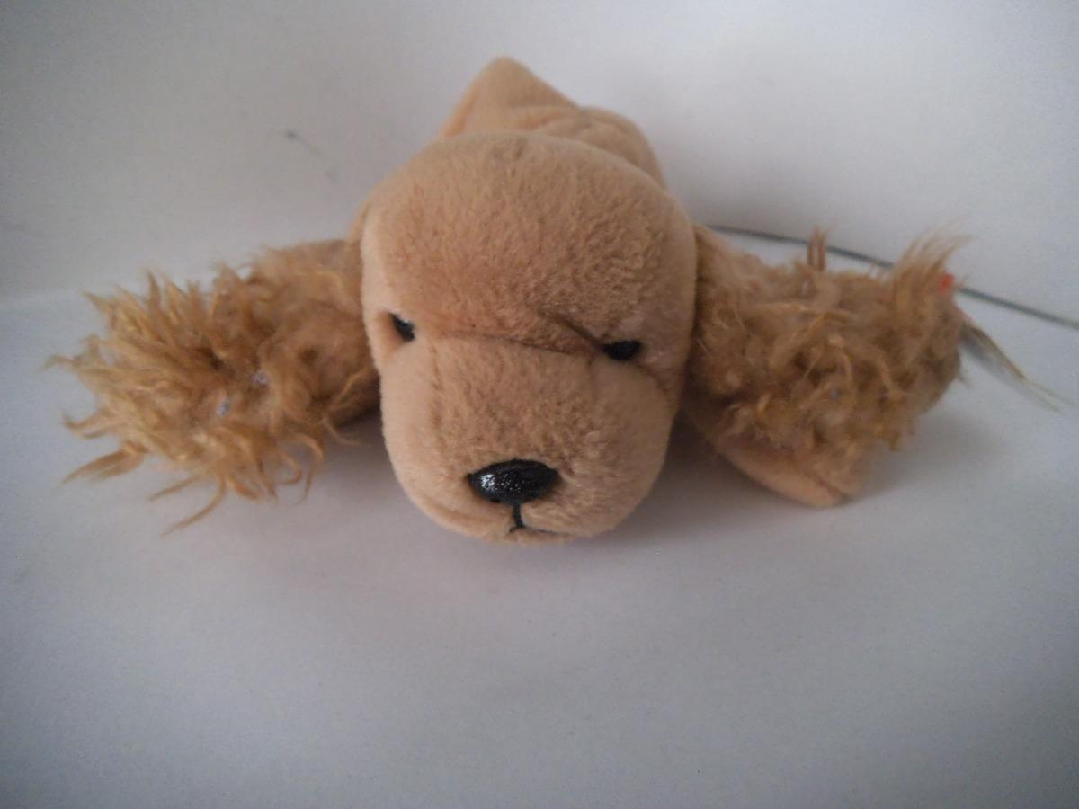 Peluche Perro Spunky Beanie Baby Ty -   99.99 en Mercado Libre d0f2c1f7adc