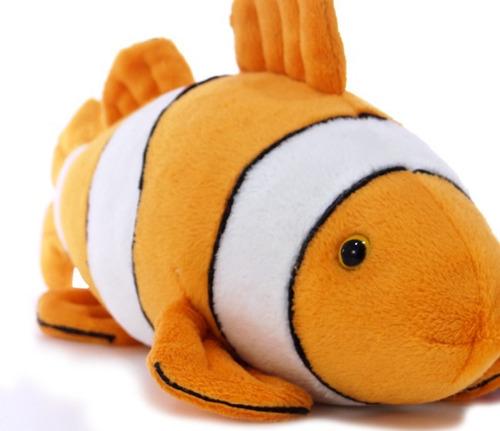 peluche pez payaso 28cm (3841)