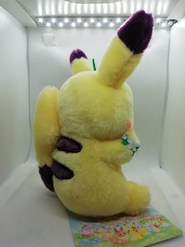 peluche pikachu easter garden party