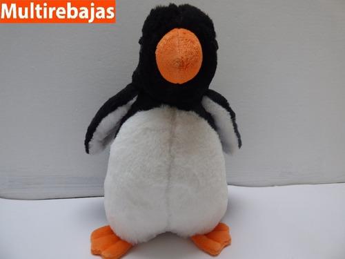 peluche pinguino 40cm