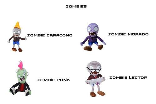 peluche plantas vs zombies