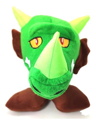 peluche plantas vs zombies boca de dragon juguete 23cm nuevo