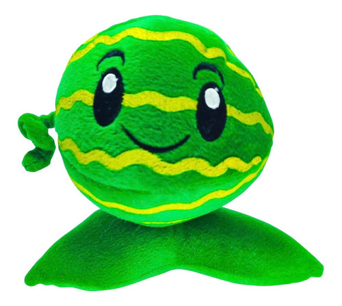 peluche plants vs zombies melonpulta sandia verde juguete