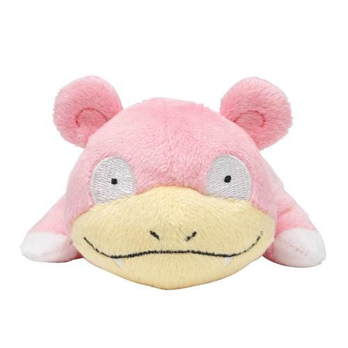 peluche pokemon center slowpoke kuttari llavero 13 cm